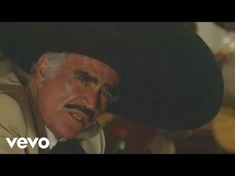 Amor Sin Cuenta - Vicente Fernandez (Video)