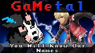 You Will Know Our Names (Xenoblade Chronicles) - GaMetal