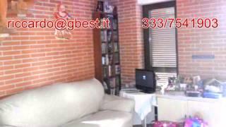preview picture of video 'venduto - POGGIO CATINO - villa in bifamiliare con giardino'