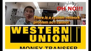 Western Union in Japan -ENGLISH SPEAKING STAFF AT A DIFFERENT LOCATION WITH GOOD SERVICE!