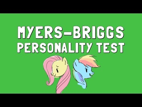 Intro to the Myers-Briggs Personality Test - YouTube