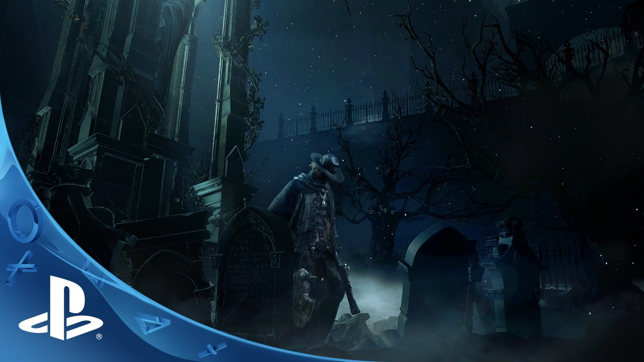 Bloodborne: New Trailer Revealed at The Game Awards