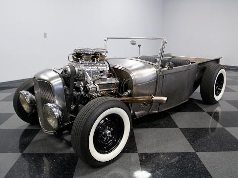 Video of '29 Roadster - KDB7