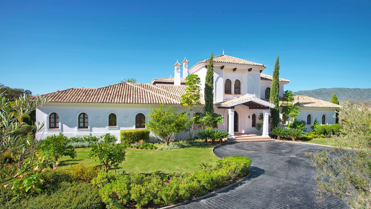 Exquisite Luxury Mansion, La Zagaleta Golf & Country Club, Benahavis