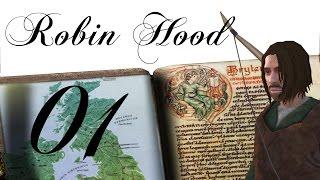 Ep 1 - Starting story - Robin Hood - Brytenwalda 1 41 -  Warband Mod