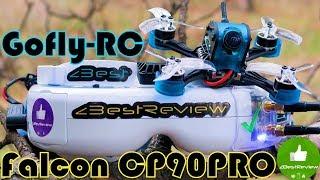 ✔ Быстрый и Мощный FPV Квадрокоптер - Gofly-RC Falcon CP90PRO! Banggood!