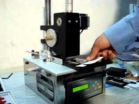 Electro Pneumatic Coder