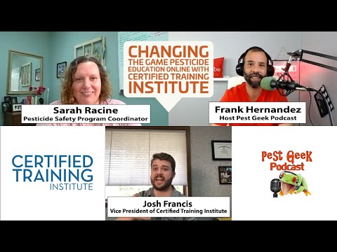 Changing The Game Pesticide Education Online with Certified ...