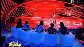 """Oana Tabultoc поет песню на русском языке """"Любовь похожая на сон"""""""