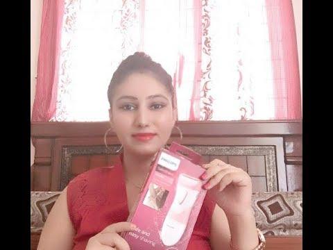 II Philips Ladyshave Review II Wet & Dry Use II Happiee Kudi