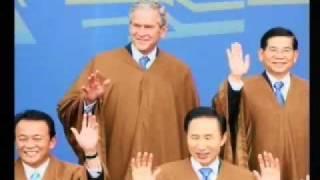 George W. Bush Plays Dress Up Again thumbnail
