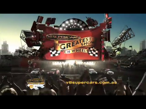 Video of V8 Supercars News