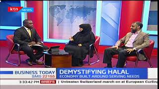 Chairman, Abubakar Ali and Enterprenuer, Amina Hirsi on Demystifying Halal