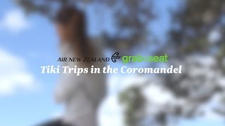 preview picture of video 'Tiki Trips: Coromandel with Air New Zealand Grabaseat'