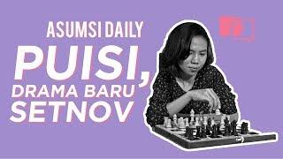 Puisi, Drama Baru Setnov - Asumsi Daily