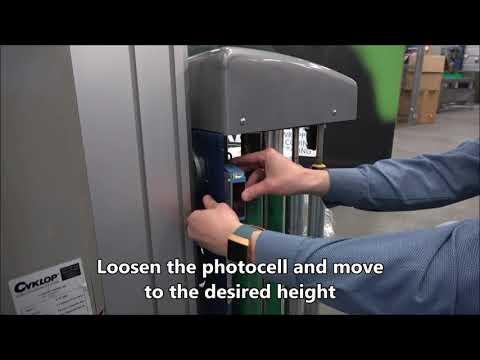 CTT 230: Adjust photocell
