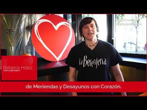 Desayunos y Meriendas Con Corazón - #6 Rebeca Hernández