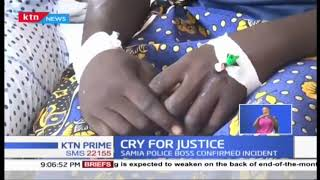 A family in Busia county is seeking justice after their son was assaulted by a police officer.