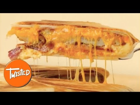 Easy To Make Breakfast Crunchwrap | Brunch Recipes For The Family | Twisted