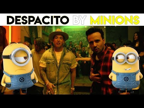 Despacito (Minions Cover) | Luis Fonsi & Daddy Yankee