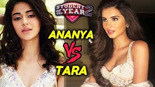 Ananya Panday Vs Tara Sutaria BEST MOMENTS | Student Of The Year 2