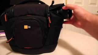 Case Logic Medium SLR Camera Bag Review