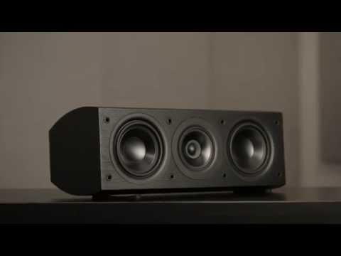 Elite SP-EC73 Center Channel Speaker