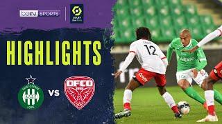 Saint-Etienne 0-1 Dijon Pekan 38