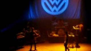 Work- Down With Webster live in Winnipeg