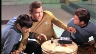 Touching Scene Kirk/Spock