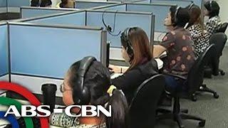TV Patrol: Trabaho sa BPO industry, maaaring pumalo ng 2 milyon sa 2022