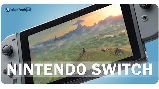 Nintendo Switch: Neskutečně variabilní konzole! - AlzaTech #497