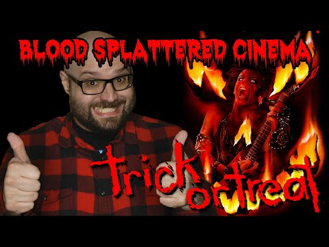 Trick or Treat (1986) – Blood Splattered Cinema (Horror Movie Review)