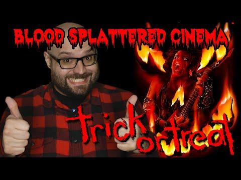 Trick or Treat (1986) – Blood Splattered Cinema (Horror Movie Review)