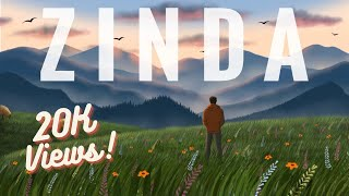 Zinda - Harish Budhwani | Lyrical Video - YouTube
