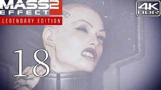 Mass Effect 2  Walkthrough Gameplay And Mods pt18  The Convict 4K 60FPS HDR Insanity