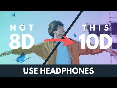 BTS Jungkook - Euphoria (10D Audio)