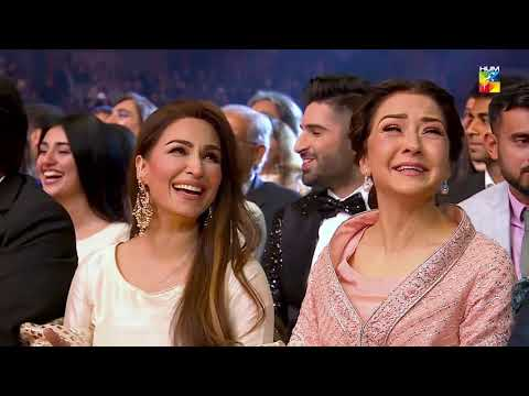 Best Moments   Sami Khan   Kashmir 7th HUM Awards   HUM TV