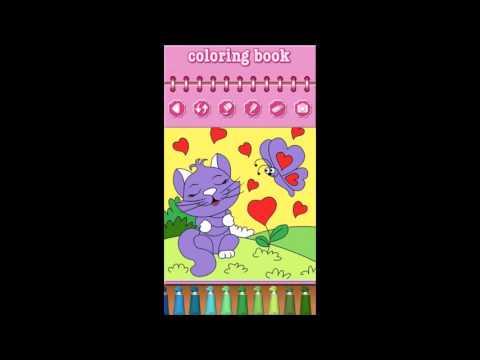 Cat Kitty Kitten Coloring Pages - Kitten Coloring Pages For Kids - Kitten Coloring Pages