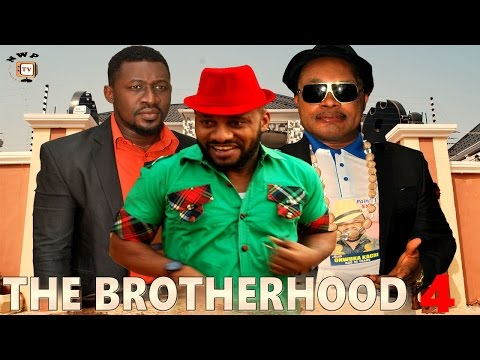 Brotherhood Season 4     - 2016  Latest Nigerian Nollywood Movie