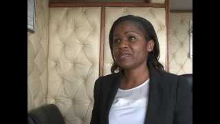 Dr. Rose Oronje unwraps the SECURE Health programme