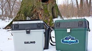 Ящики для зимней рыбалки salmo