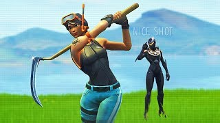 Playing MINI GAMES IN FORTNITE PLAYGROUND MODE