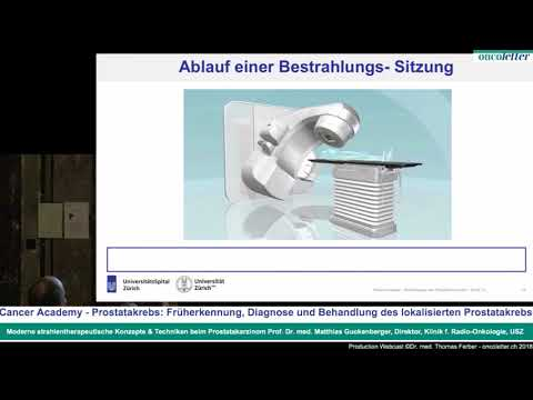 Video, wie Prostatitis zu behandeln