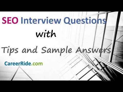 mp4 Seo Questions For Interview, download Seo Questions For Interview video klip Seo Questions For Interview