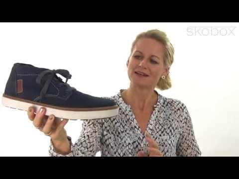 Skobox - Smart herre sneakers fra Rieker - Køb Rieker sneakers online