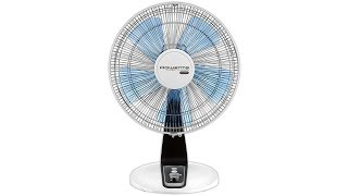Rowenta VU2640F0 Turbo Silence Extreme Table Fan 16
