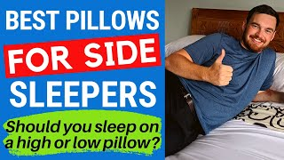 Best Pillow Side Sleepers 2020 (Top Rated Pillows Compared & Reviewed)