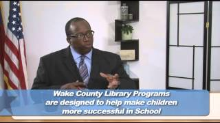 Wake County Fall Library Programs