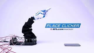 NFL.com Fantasy Football presents: Place Clicker